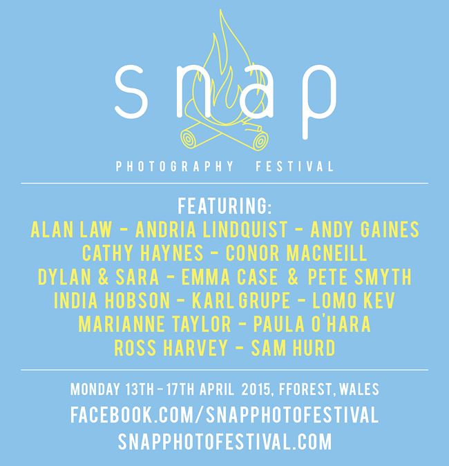 SNAP Photography Festival 2015.