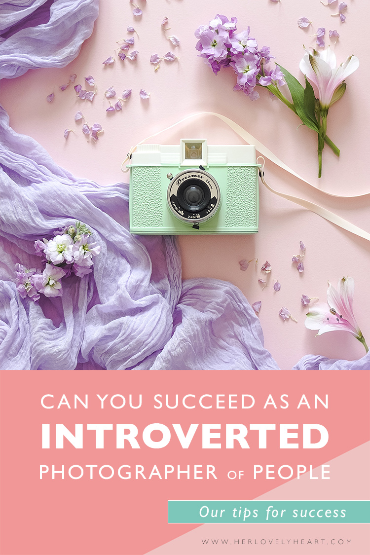 Can you succeed as an introverted photographer of people. Click to read our tips for success!