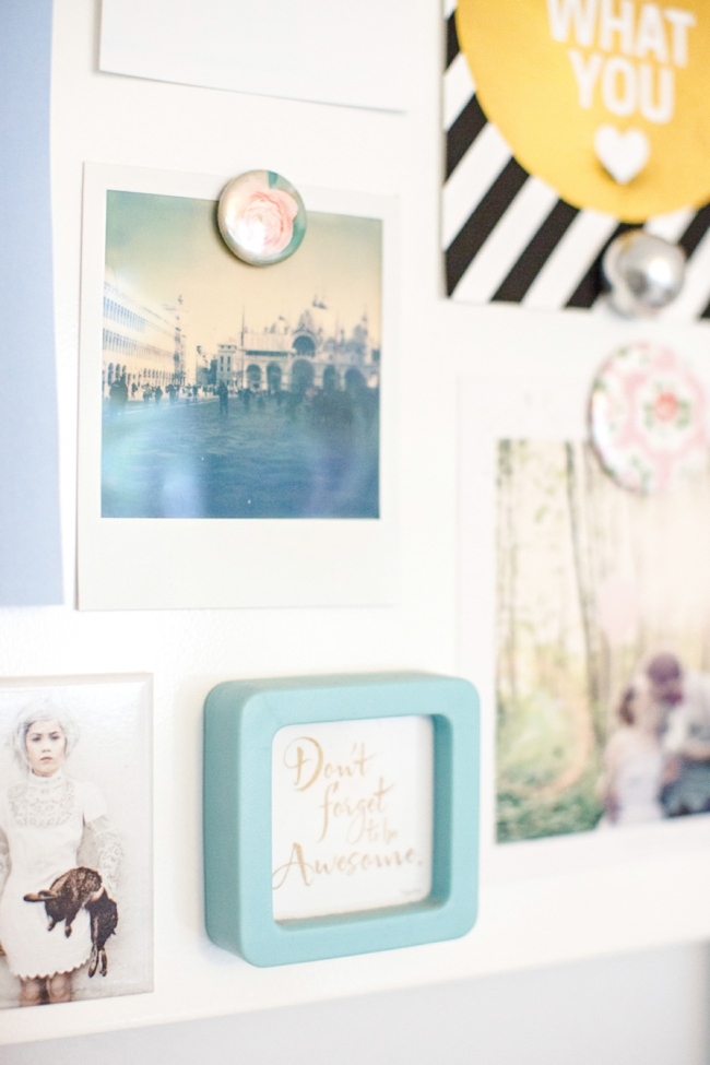 Her Lovely Heart: curating a cohesive inspiration board.