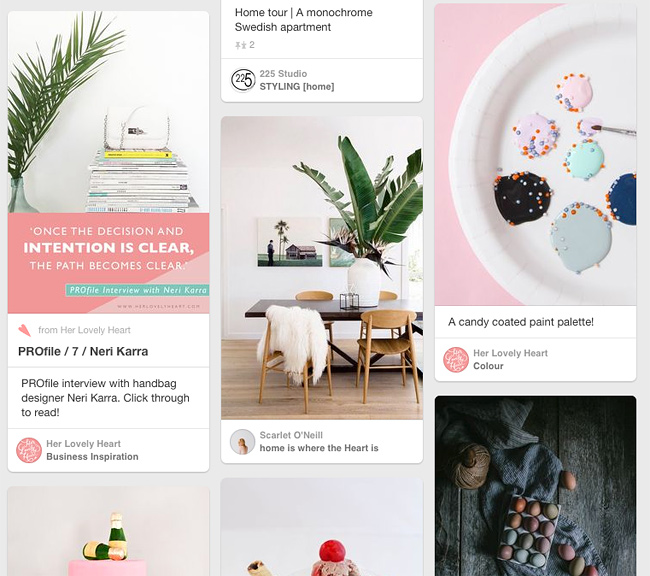 Rich pins make your business look more legit. Click through to read how to make Pinterest work for your business!