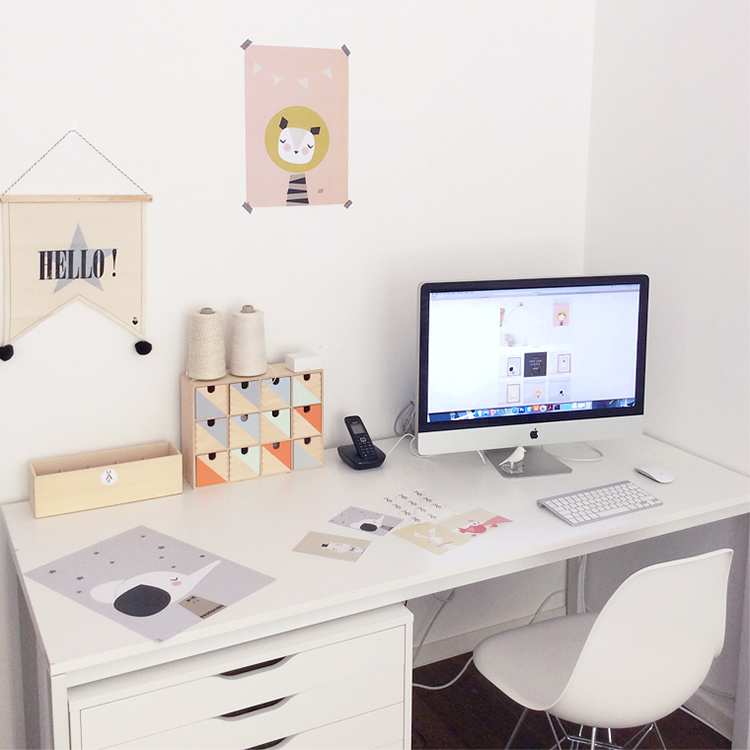 PROfile interview with illustrator Ani Menezes of Mae Design. Click through to read!
